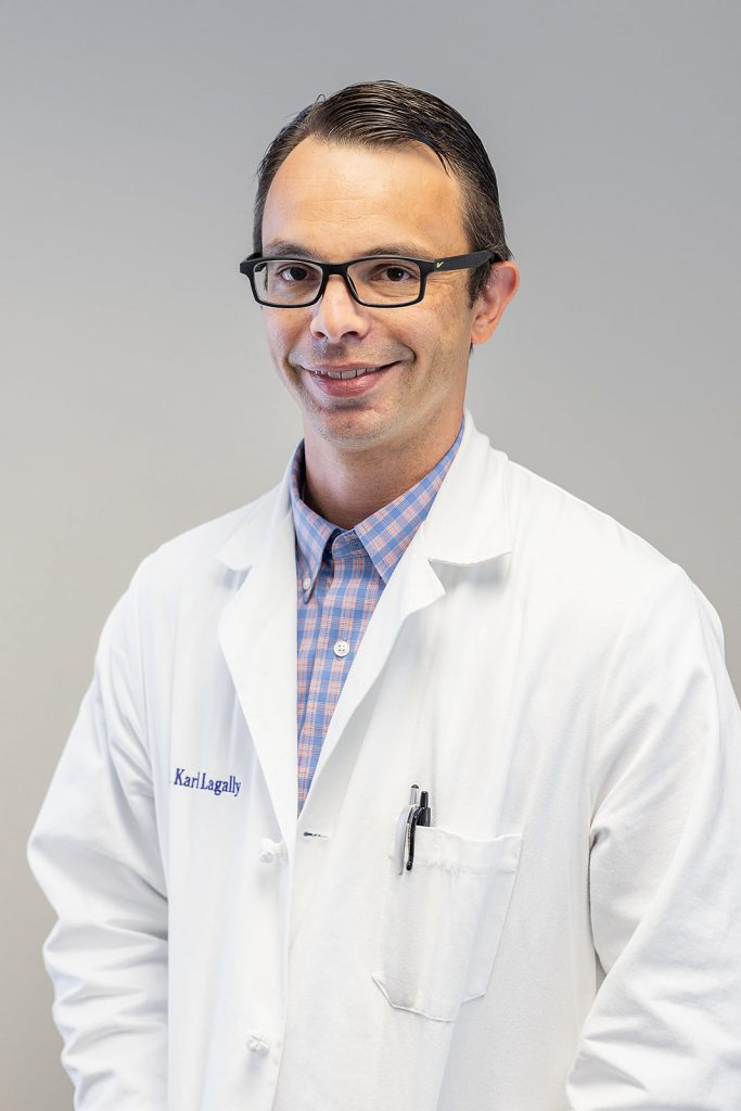 Dr. Karl Lagally